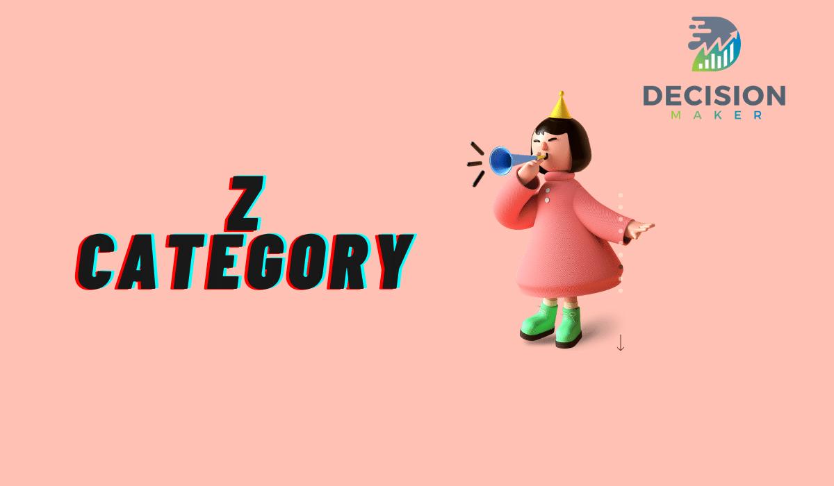 Z category